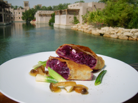 Red Cabbage Strudel by Chef Gabi